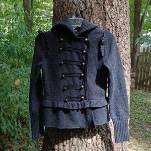 Loft wool jacket.